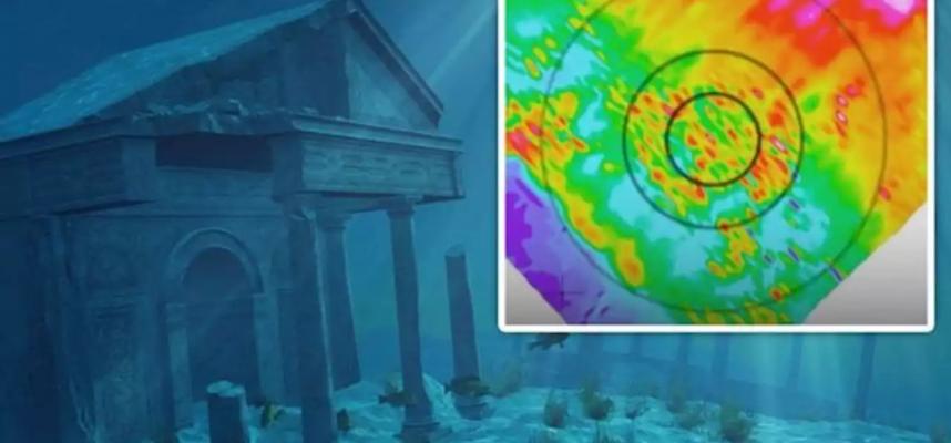 Атлантиду нашли? «Гигантская кольцеобразная структура» у побережья Испании, обнаружена с помощью Google Earth