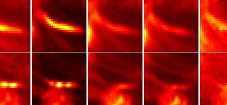 Впервые астрономы наблюдают за «нановспышкой» на Солнце
