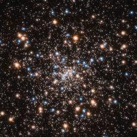 Астрономы обнаружили удивительное звездное скопление, заполненное маленькими черными дырами