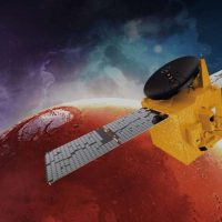Космический корабль Объединенных Арабских Эмиратов «Надежда» вышел на марсианскую орбиту