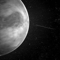 Удивительный крупный план Венеры от NASA Parker Solar Probe