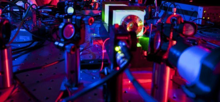 Новое измерение квантового пространства-времени ничего не обнаружило