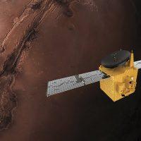 Похоже, ОАЭ вот-вот выиграют «Марсианскую гонку»