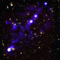 Астрономы показали революционные изображения космических нитей во Вселенной