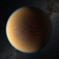 Ближайшая экзопланета потеряла свою атмосферу, а затем создала новую