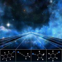 Среди звезд обнаружены молекулы, никогда ранее не наблюдавшиеся в космосе