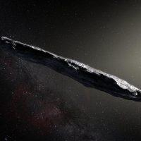 Астрономы объяснили происхождение межзвездного посетителя Оумуамуа