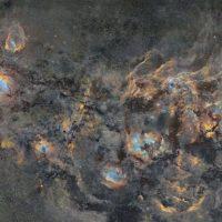 Фотограф потратил 12 лет на создание этого снимка Млечного Пути