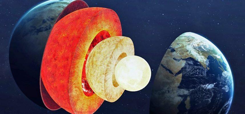 Ученые обнаружили признаки скрытой структуры внутри ядра Земли