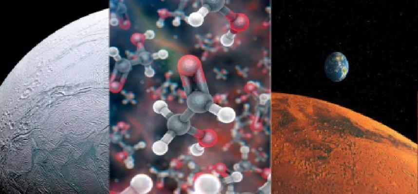 Инфографика: на что похож дождь в других частях Солнечной системы