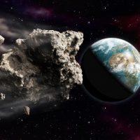 Удалось получить фото астероида, пролетевшего «исключительно близко» к Земле