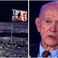 Легенда Аполлона-11 Майкл Коллинз «не хочет» возвращения НАСА на Луну
