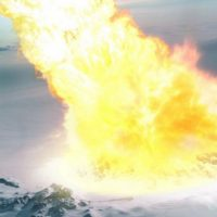 Частицы метеора упавшего 430 000 лет назад, были обнаружены во льдах Антарктики
