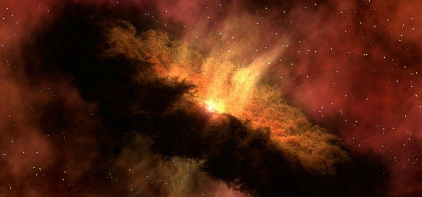 Как образовалась Солнечная Система