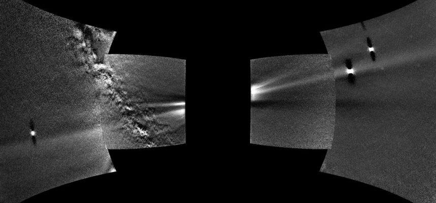 Наконец-то мы получили полное представление о резонансном пылевом кольце Венеры