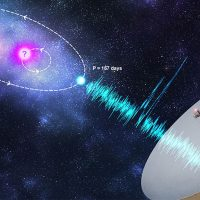 Астрономы обнаружили еще один таинственный призрачный круг во внегалактическом пространстве
