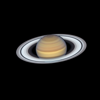 Анимация показывает, почему кольца Сатурна похожи на «миниатюрную солнечную систему»
