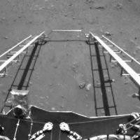 Получены первые снимки с китайского марсохода Zhurong