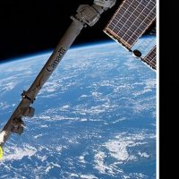 Космический мусор столкнулся с МКС и повредил ее