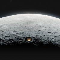 Лунный телескоп поможет изучить темные века Вселенной