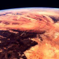 Это невероятное фото Земли или Марса?