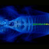 Физики превысили скорость света с помощью импульсов внутри горячей плазмы