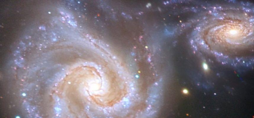 Астрономы обнаружили, что самые старые звезды в нашей галактике предшествуют столкновению с галактикой Гайя-Энцелад