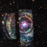 Ученые выяснили, как плазма проникает сквозь магнитные поля нейтронных звезд