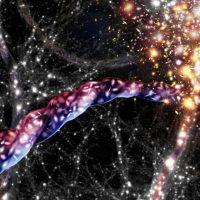 Астрономы только что обнаружили самые большие вращающиеся структуры во Вселенной