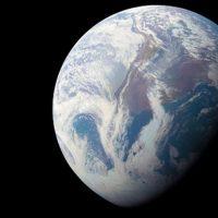 Великолепные снимки Земли с зонда Juno растопят ваше сердце