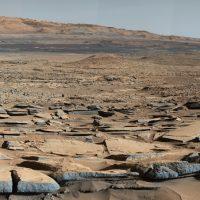 Марсоход Curiosity исследовал гигантский кратер 9 лет. Возможно, озера на дне не существовало