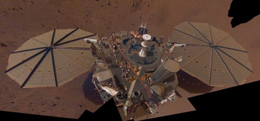 На Марсе были обнаружены три рекордных землетрясения