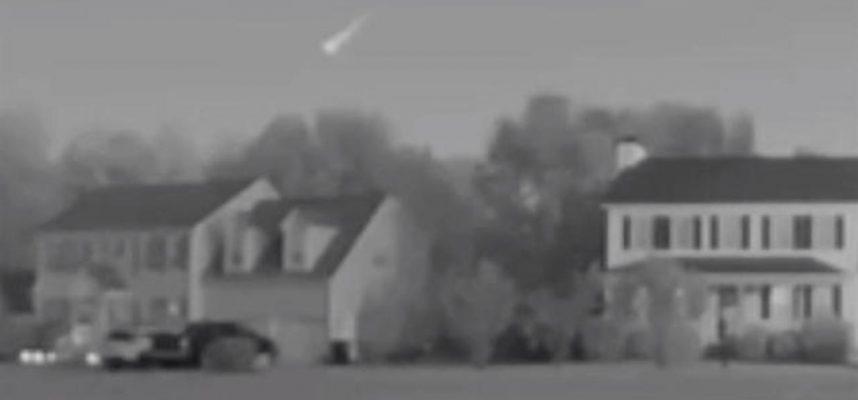 Огненный шар на скорости 51 500 км/ч замечен над Северной Каролиной