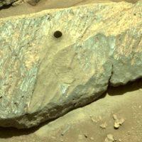 Марсоход Perseverance добыл «идеальный» образец марсианской породы