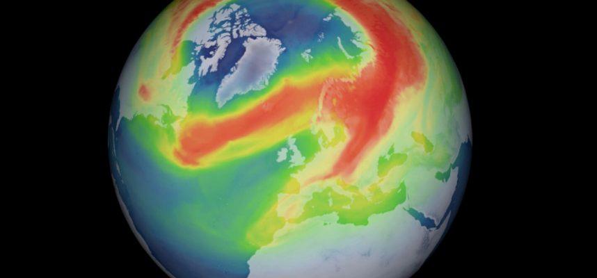 Ученые выяснили, что вызвало огромную озоновую дыру в Арктике