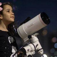 8-летняя охотница за астероидами из Бразилии официально считается самым молодым астрономом в мире